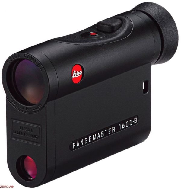 Дальномер Leica Rangemaster CRF 1600-B 7×24