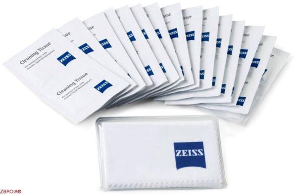 Салфетки для чистки оптики Zeiss