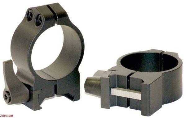 Кольца Warne Quick Detach Ring High 215LМ (30 мм)