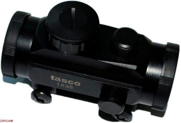 Коллиматорный прицел Tasco 1х35 с креплением