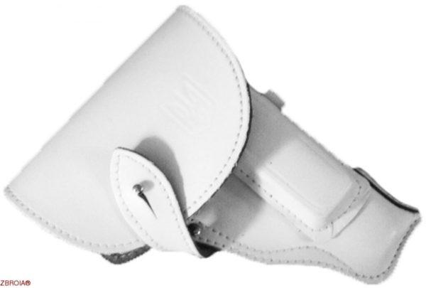 Кобура Имидж-Д полузакрытая для Форт-17 (белая)