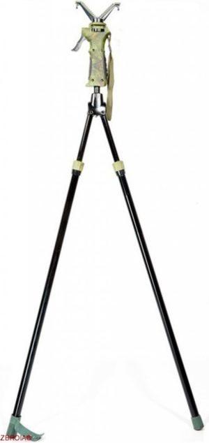 Бипод для стрельбы Fiery Deer Bipod Trigger stick (90-165 см)