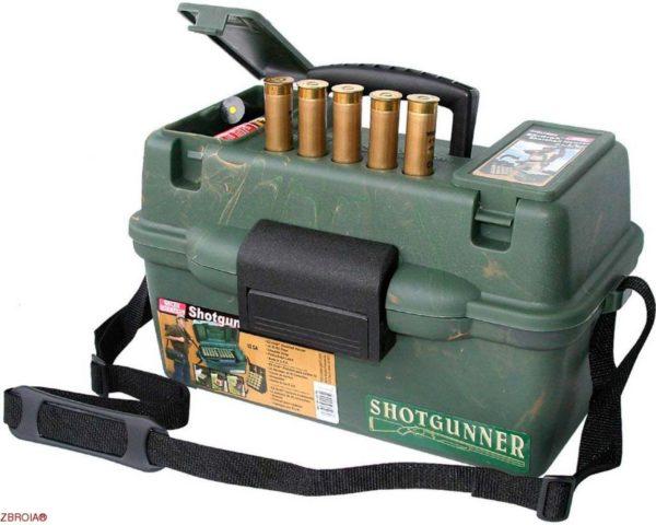 Кейс MTM Shotgun Hunter Case на 100 патронов кал. 12/76