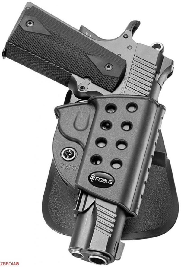 Кобура Fobus для Форт-12/14, Colt 1911 поворотная с поясным фиксатором