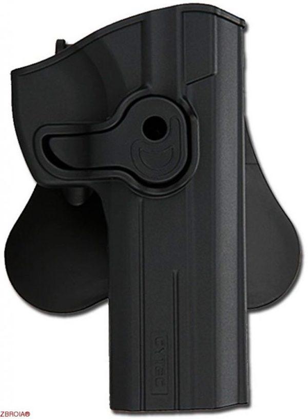 Кобура поясная Cytac для CZ 75 SP-01 Shadow