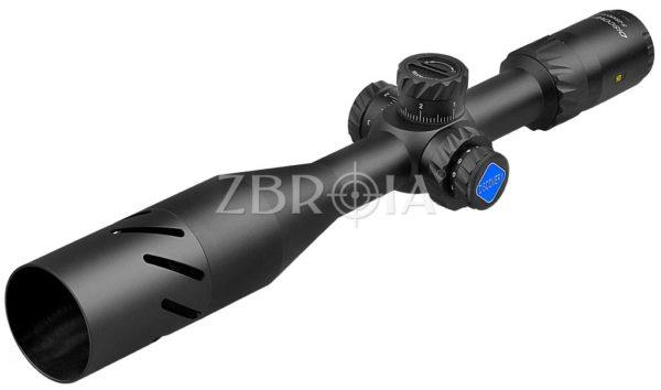 Прицел Discovery Optics HD 5-25×50 SFIR FFP (30 мм, подсветка)